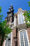 Westerkerk in Amsterdam, Netherlands Royalty Free Stock Image