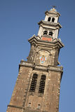 Westerkerk Church, Jordan District, Amsterdam Royalty Free Stock Photo
