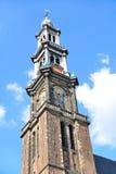 Westerkerk church Stock Photo