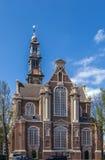 Westerkerk (Western Church), Amsterdam Royalty Free Stock Images