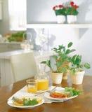western żywności fotografia stock