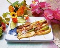 western żywności zdjęcia royalty free