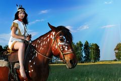 Western Royalty Free Stock Photo