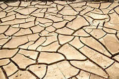 Western America Drought Royalty Free Stock Images