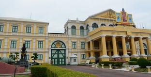 A Western architecture in Bangkok, Thailand Stock Photos
