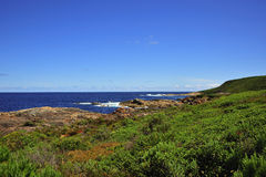 Western Australia: D'entrecasteaux n. park Royalty Free Stock Image