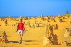 Travel Photographer in Australia royalty free stock photography