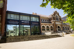 Western Australian Museum Building closed for redevelopment until 2020, Perth. Western Australia Stock Photography