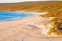 Western australian seascape at dawn Stock Photography