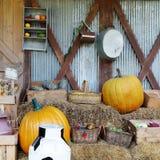 Western barn and farm Stock Photos