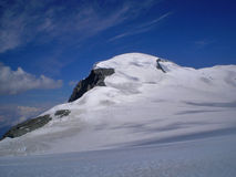 Western breithorn Royalty Free Stock Photo