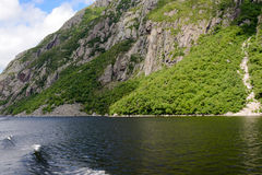 Western Brook Pond Stock Images