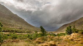 Western Cape Landscapes Stock Images