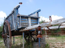 Western carriage.. Royalty Free Stock Image