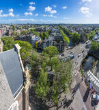 Western church in Amsterdam, Netherlands. Stock Images
