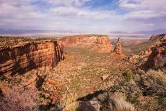 Western Colorado Landscape Royalty Free Stock Photo