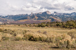 Western Colorado scene Stock Photos