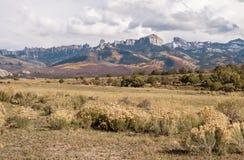 Western Colorado scene Stock Photos