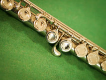 Western Concert Flute Royalty Free Stock Image