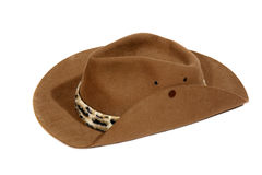 Western Cowboy Hat Royalty Free Stock Photos