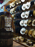 Western Cowboy Store Royalty Free Stock Photos