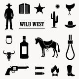 Western cowboy Stock Photos