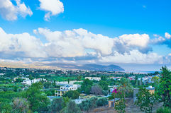 The Western Cyprus Royalty Free Stock Image