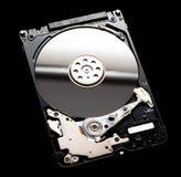 Western Digital 500G 2 tampa do disco rígido do portátil 5-Inch Imagem de Stock