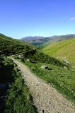 The western fells Stock Images