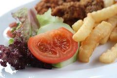 Western food Stock Photo