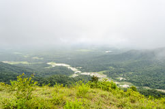 Western Ghat Royalty Free Stock Photography