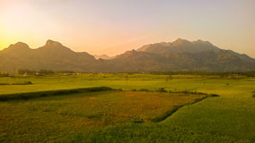 Western Ghats of India Royalty Free Stock Images