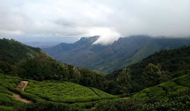 Western Ghats Stock Image