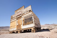 Western Ghost Town Royalty Free Stock Image