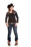 Western Girl Stock Image