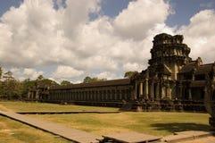 Western Gopura, Angkor Wat, Cambodia Stock Image