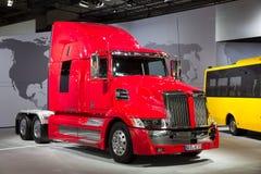 Western gwiazdy 5700 ciężarówka Obraz Royalty Free