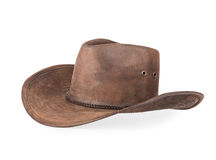 Western hat isolated Royalty Free Stock Photography