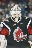 Western Hockey League (WHL) Game Royalty Free Stock Images