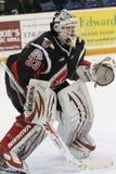 Western Hockey League (WHL) Game Stock Photo