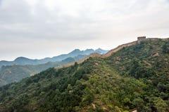 western Jinshanling Great Wall Royalty Free Stock Photo