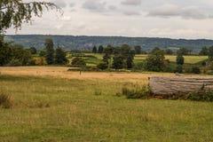 Western Kent Countryside around Sevenoaks Stock Images