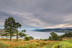 Western Kyle of Bute Royalty Free Stock Images