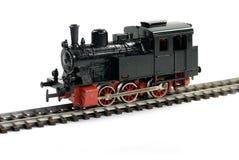 Western model railway Stock Image