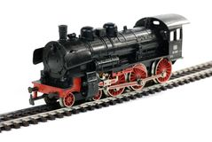 Western model railway Stock Photos