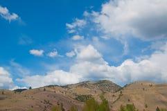 Western Montana landscape. Landscape of mountainous Western Montana Stock Photo