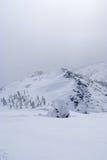 Western mountains.  Siberia. Royalty Free Stock Photos