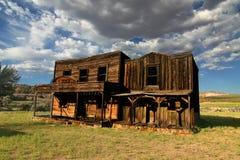 Western movie set Stock Photos