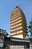 Western Pagoda Royalty Free Stock Image