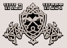 Western pattern Stock Photography